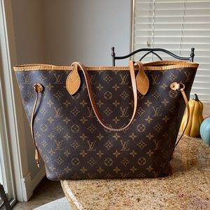 AUTHENTIC VGUC LV Neverfull MM 💕